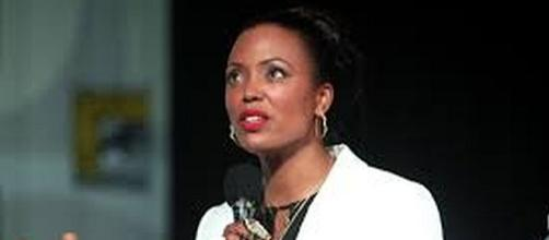 """Aisha Tyler leaving """"The Talk"""" after this season - Image: Commons: Wikimedia.org"""