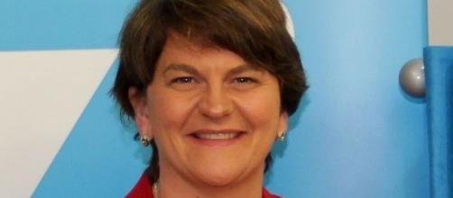 Arlene Foster, DUP leader, is now the most important woman in the United Kingdom / Photo via Northern Ireland Office, Wikimedia Commons