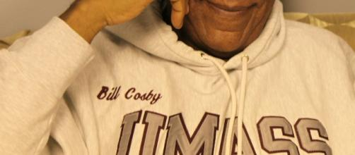 Bill Cosby on trial - By Senator Chris Coons [Public domain], via Wikimedia Commons