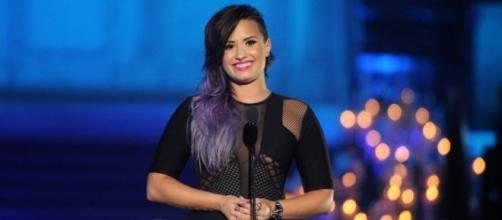 Demi Lovato changes her lifestyle -- YouTube screencap/AXS