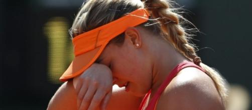 French Open semifinal: Eugenie Bouchard loses in three sets to ... - thestar.com