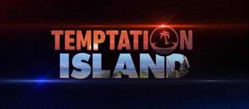 Il logo ufficiale di Temptation Island