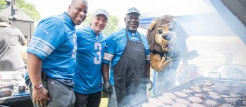 These days, under head coach Jim Caldwell, the Lions have been a pretty steady ship. [Image via Facebook/ Detroit Lions]