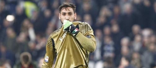 Donnarumma baciò la maglia Milan ma poi non rinnova il contratto