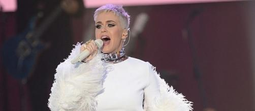 Katy Perry recently performed at the One Love Manchester benefit concert. (Just Jared)