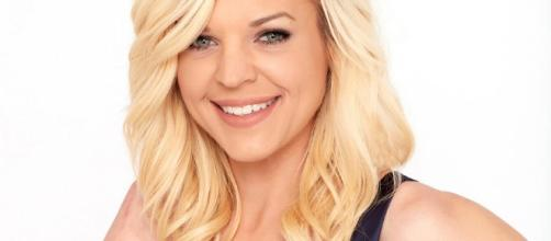 Kirsten Storms as Maxie - will she be back in action? Soapssheknws.com