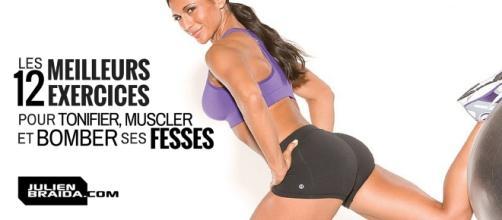 Les 12 meilleurs exercices pour tonifier, muscler et bomber ses ... - julienbraida.com