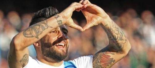 Lorenzo Insigne's agent rules out Blues move | Goal USA . (image source BN library )