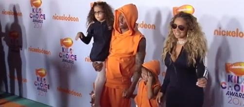 Mariah Carey shares about co-parenting with Nick Cannon. Photo - YouTube Channel/MaximoTV