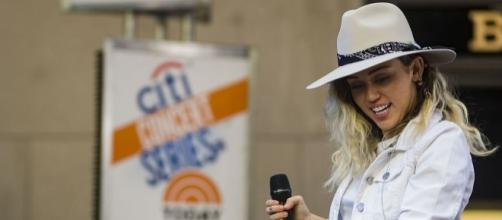 Miley Cyrus on Today show.jpg Wikimedia Commons Casey J. Hopkins