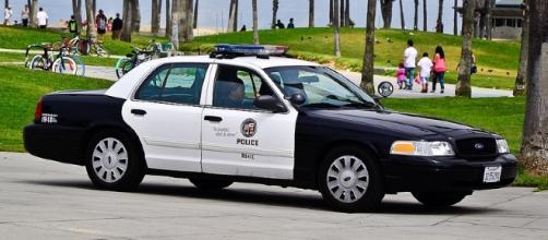 Photo LAPD police car via Flickr by Tomás Del Coro/CC BY-SA 2.0