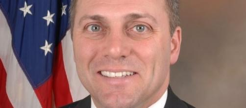 Rep. Steve Scalise still in critical condition after he was shot during a GOP practice in Alexandria. (Wikipedia/Steve Scalise)