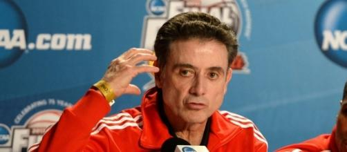 Rick Pitino at 2013 Final Four-Wikipedia