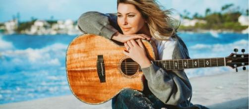"The secret and the single are out--Shania Twain releases ""Life's About to Get Good' and date for new album. ... - latimes.com"