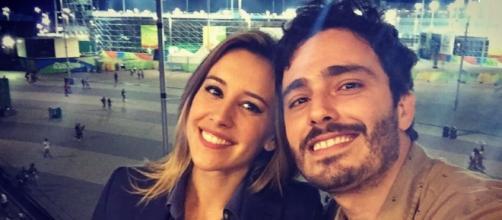 Thiago Rodrigues e Cris Dias teriam feito barraco na frente da Globo. Confira os detalhes