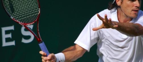 Tommy Haas defeats Federer. - wikimedia.org