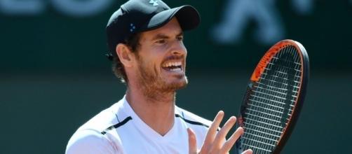 World nuumber one tennis player Andy Murray. Photo by Twitter/@BritishTennis