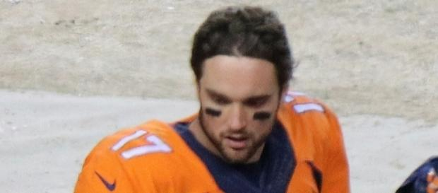 Brock Osweiler aims to be the Browns' starting quarterback this season -- Jeffrey Beall via WikiCommons