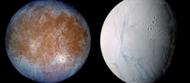 Cientistas esperam encontrar vida em luas de Júpiter e Saturno
