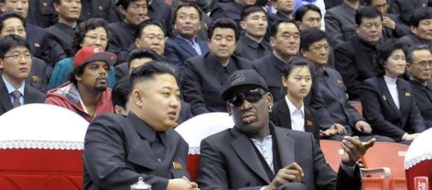 Corée du Nord : Dennis Rodman, le cadeau d'anniversaire NBA de Kim ... - sudouest.fr