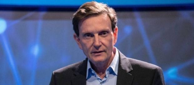 Crivella deixa Globo preocupada em relação ao Carnaval de 2018