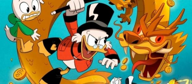 Disney XD reveals 'DuckTales' reboot premiere date and opening titles. / from 'Comic Book Resources' - cbr.com