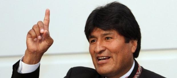 Evo Morales alista cumbre anti Trump