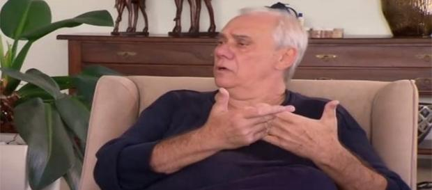 Marcelo Rezende desiste de quimioterapia (Foto: Reprodução)