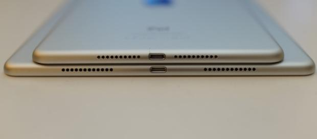 New ipad Pro in 2 different sizes