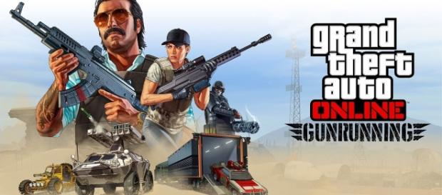 """The latest """"GTA 5"""" update called """"Gunrunning"""" is finally out (via YouTube/Rockstar Games)"""