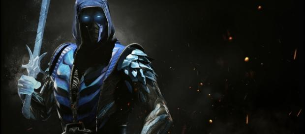"The ""Mortal Kombat"" fighter named Sub-Zero is coming to ""Injustice 2"" this summer (via YouTube/Injustice)"