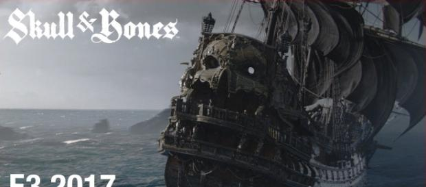 """Ubisoft is working on a new game called """"Skull and Bones,"""" which has the same concept with """"For Honor"""" (via YouTube/Ubisoft US)"""