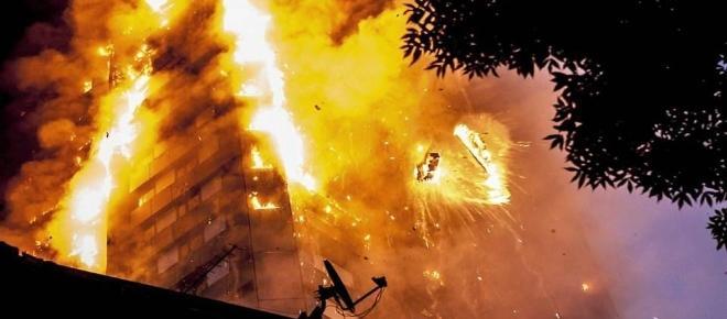 London fire: 17 confirmed fatalities