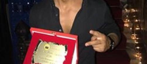 Alejandro Herman, vincitore dell'Awards del 2016