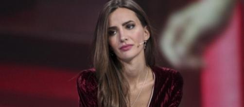 Aylén en la gala que salió expulsada en 'Gran Hermano VIP'