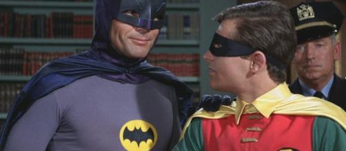 Batman (Adam West) and Robin (Burt Ward) via Flickr/Shed On The Moon