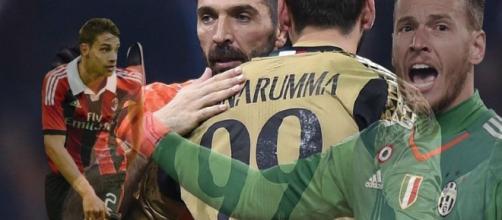 Calciomercato fra Milan e Juventus