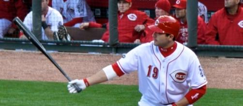 Cincinnati Red Joey Votto-Wikipedia Commons
