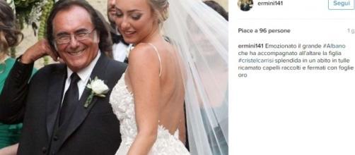 Cristel Carrisi sposa: grande assenti Loredana Lecciso e… FOTO - ladyblitz.it