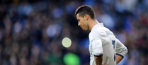 Cristiano Ronaldo quer sair do Real Madrid.