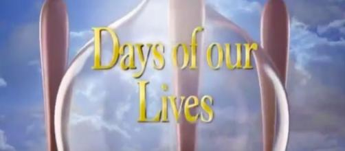 Days Of Our Lives tv show logo image via a Youtube screenshot by Andre Braddox