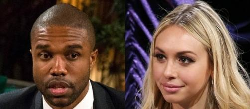 DeMario Jackson and Corinne Olympios issued statement about scandal - YouTube/Hallo Celebrity