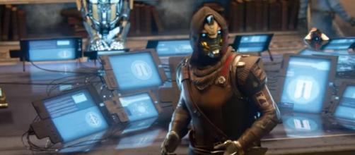 Destiny 2 - Official Gameplay Reveal Trailer/ screencap destinygame via Youtibe