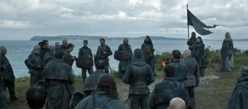 Euron Greyjoy Game of Thrones Season 7 will be more evil than than the rest/ screencap from Axhol3Rose via Youtube