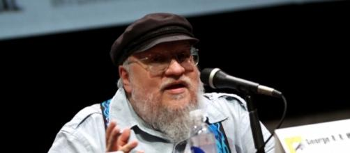 "George R.R. Martin prioritizes ""The Winds of Winter."" -Flickr"