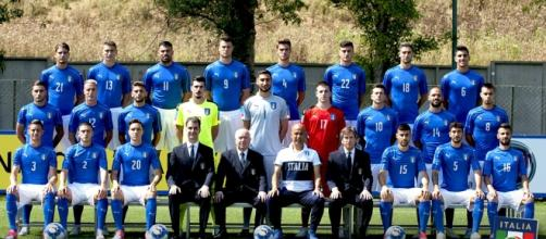 Italia Under 21 - Europeo 2017 (Polonia)