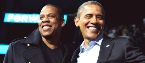 Jay Z Is Still the King, According to President Obama | Music ... image BN library