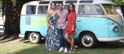 Megan Montaner, Edu Casanova y Silvia Alonso nos invitan a ver 'Señor, dame paciencia'