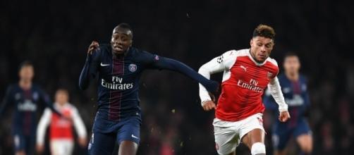 Mercato Inter: Matuidi del PSG possibile obiettivo