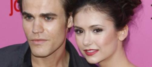 Nina Dobrev and Paul Wesley are reprotedly dating. Photo by xdarklight/YouTube Screenshot